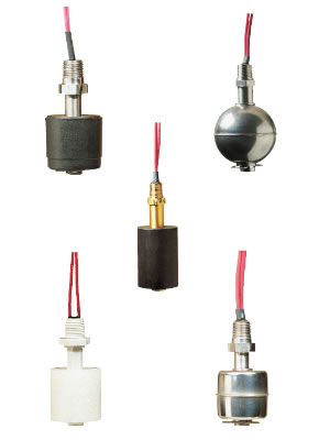 NC - Mechanical Float Level Switches
