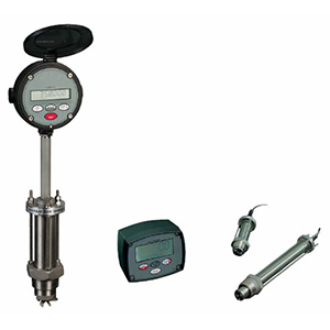 DOR Insertion Paddle Wheel Flowmeter