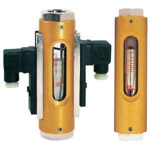 SV –Variable Area Flowmeter & Switches